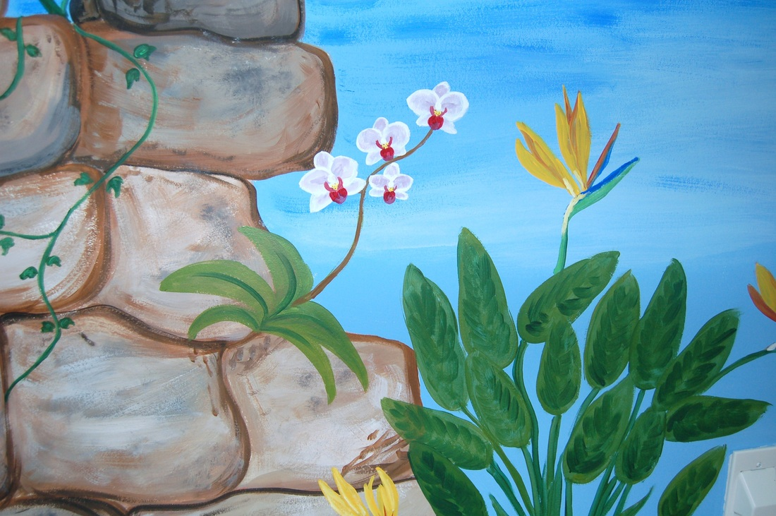 Custom murals for Custom mural painting